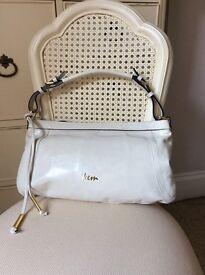 New - Kem designer bag - cream