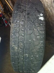 2 pneu 195/60R15 hivers