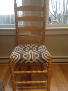 Four Dining Chairs for sale
