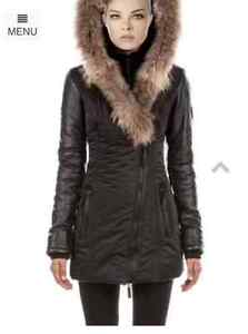Manteau hiver avec fourrure/Winter jacket wth fur