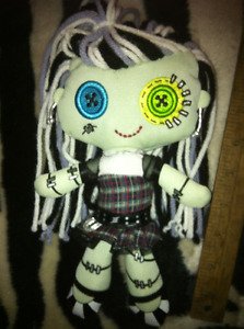 Frankie Stein Monster High Plush Toy Doll Gift Frankien Collect
