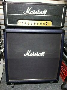 Marshall JMP 1981  2204  50w with Purple Hendrix Cab
