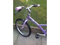 20 inch decathlon bike , in very good condition.