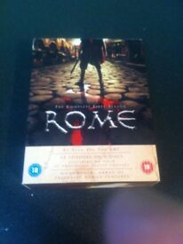 Complete first series of Rome