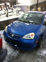 Wow! Suzuki aerio super!