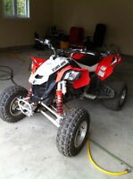 can am ds 450 2009