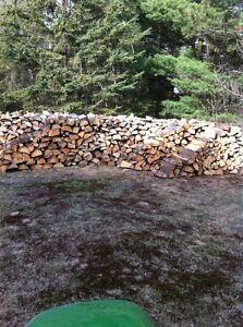 bois de chauffage (camping)