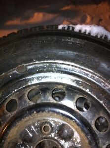 4 BRAND NEW  GOODYEAR NORDIC TIRES West Island Greater Montréal image 5