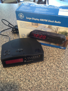 Clock Radio GE