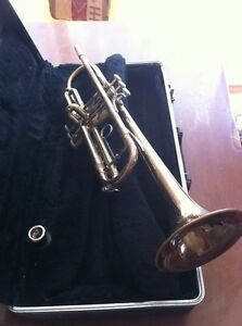 Gently used Bach trumpet
