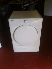 Condenser tumble dryer 8kg HOOVER white-SALE ON TODAY £79.99- fridge freezer, washing machine