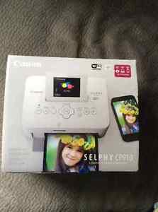 At home photo printer Selphy 190