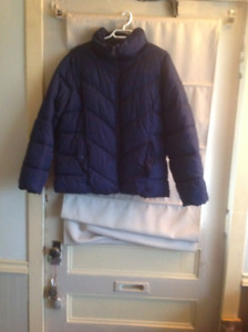 Nearly New Ladies Sz.XL Old Navy Puffy Parka $15.00