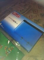 3DS XL Console and Games