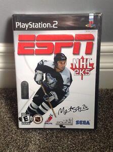 PS2 - ESPN NHL 2K5