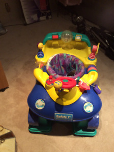 Safety 1st Bouncy Car Toy