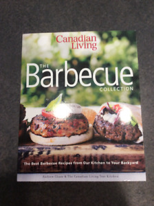 Canadian Living Barbeque Cookbook (looks new)