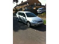 Ford focus 2002 estate