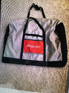 Chariot Double stroller storage/travel bag. Exell. Cond.$50