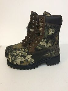 Hunting Boots Men's Mossy Oak