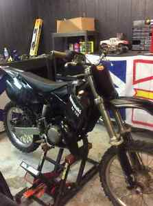 2004 kfx 125, fresh rebuild, great shape, 2200$