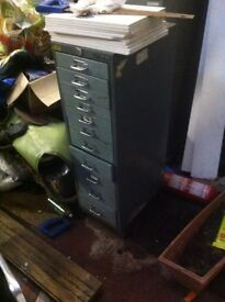 BISLEY drawer cabinets