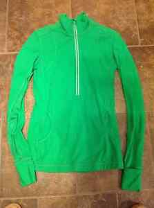 Lululemon 6 or 8 top immaculate condition Strathcona County Edmonton Area image 1