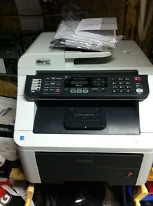 Brother fax /scanner / colour copier