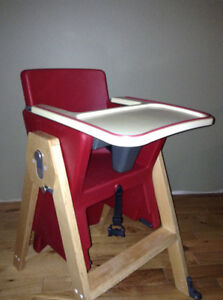 High chair for toddler