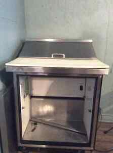 30 inch 1998 Sandwich Cold Table
