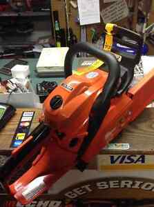 New 50 cc Echo chainsaws on sale with 18 inch bars $399 Peterborough Peterborough Area image 2
