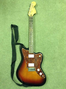 """FENDER SQUIRE """"Jagmaster""""  6 string electric guitar"""