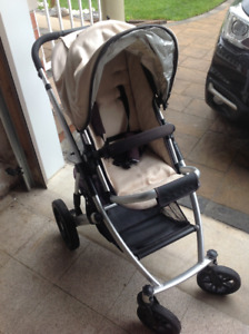 2013 Uppa Baby stroller including rumble seat