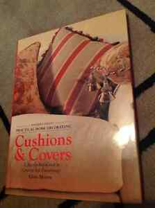 Cushions & Covers Practical Home Decorating guide by Gina Moore