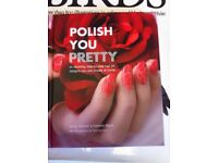 Half Price!!!! Nail Art Book