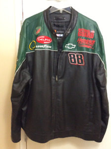 NASCAR Genuine leather mans jacket