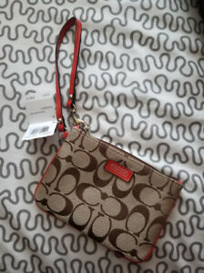 Coach Purses and Wristlets - Brand New!