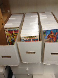 Iron Man Collection 500  Books, Vol 1 to Marvel NOW  Comic Books