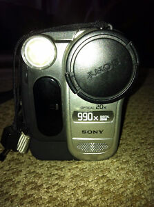 Selling Sony video camera recorder