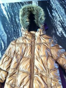 Mexx Girls Winter Coat 7-8