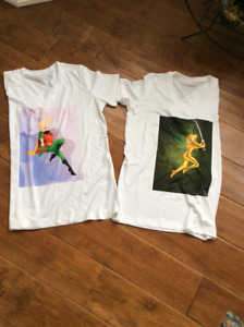 2 Tinkerbell T-Shirts
