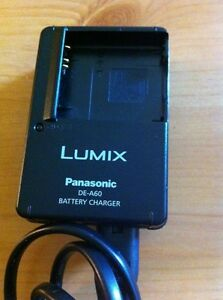 Lumix battery charger