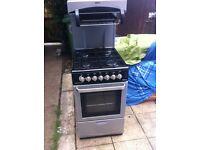 Beko Aspen 50 Gas cooker 6 months old