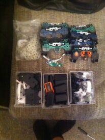 Playstation 3 and playstation 4 controller repairs