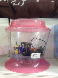 Children's Fish Bowl, Fish Tank, Aquarium