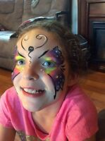 Face Painting by Laura Lee