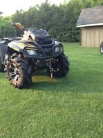 MINT 2011 CAN AM OUT-LANDER XMR 9100!! MUST GO!!