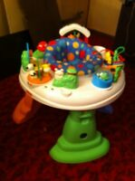 Fisher Price Exer Saucer Entertainer $30