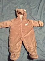 Carter's Fleece/Snow Suit