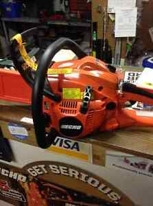New 50 cc Echo chainsaws on sale with 18 inch bars $399 Peterborough Peterborough Area image 1